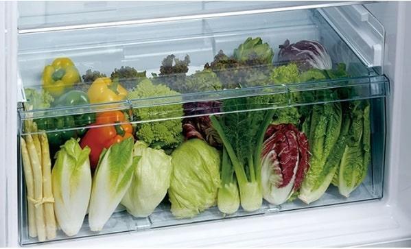 Tủ lạnh Hitachi R-FG690PGV7X GBK ngăn rau củ quả lớn