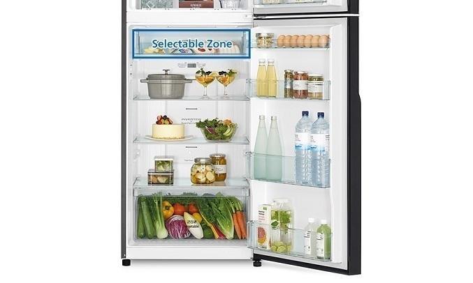 Tủ lạnh Hitachi Inverter 406 lít R-FVX510PGV9(GBK) - Ngăn đa năng