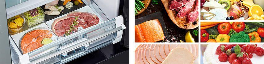 Tủ lạnh Hitachi R-MY800GVGV0 MIR Multidoor 3 cánh 569 lít