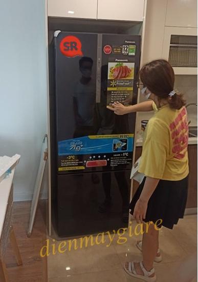 hình ảnh thực tế Tủ lạnh Panasonic BX471WGKV