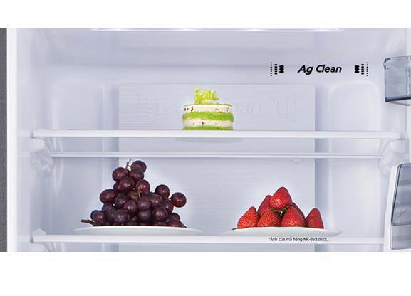 bộ lọc kháng khuẩn AG clean giữ trọn vị thực phẩm