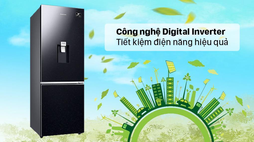Tủ lạnh Samsung RB30N4190BU công nghệ digital inverter tiết kiệm điện năng