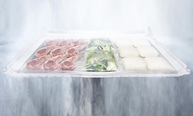 Tủ lạnh Hitachi 589 lít R-G570GV (XT) Ngăn Delicious Frezzing