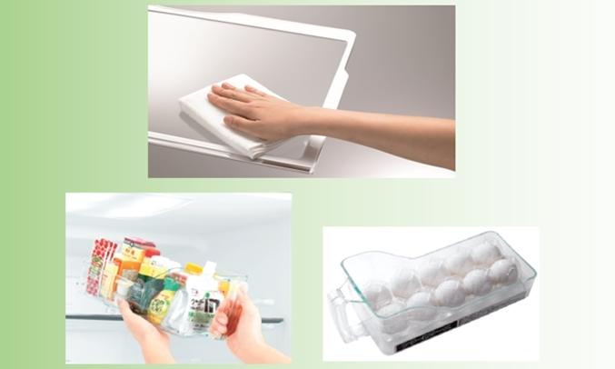 Tủ lạnh Hitachi Inverter 589 lít R-G570GV (XT)
