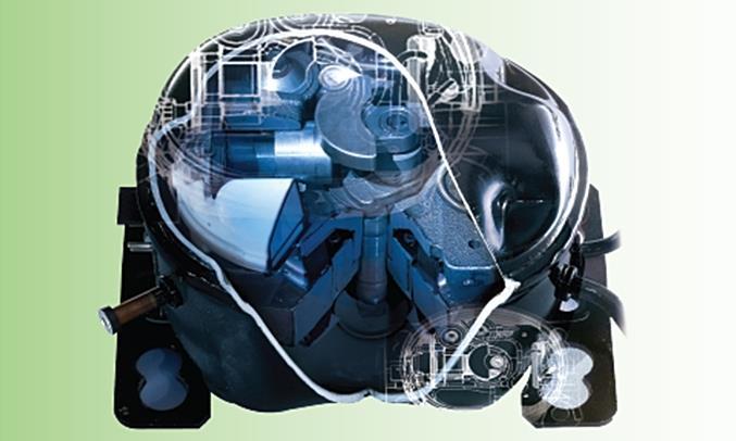 Tủ lạnh Hitachi R-G570GV XK máy nén inverter vận hành bền bỉ