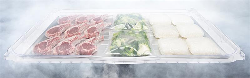 Tủ lạnh Hitachi R-G620GV XT Multidoor 6 cánh hiệu quả làm lạnh tốt