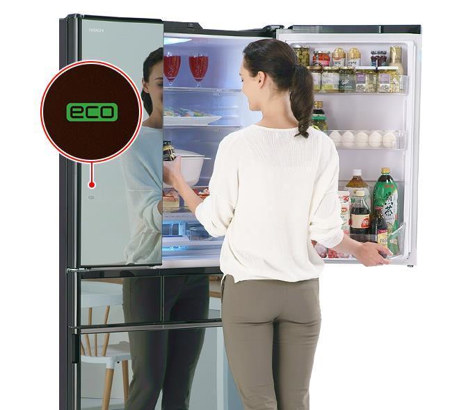 Tủ lạnh Hitachi 657 Lít R-G620GV (XT)-3