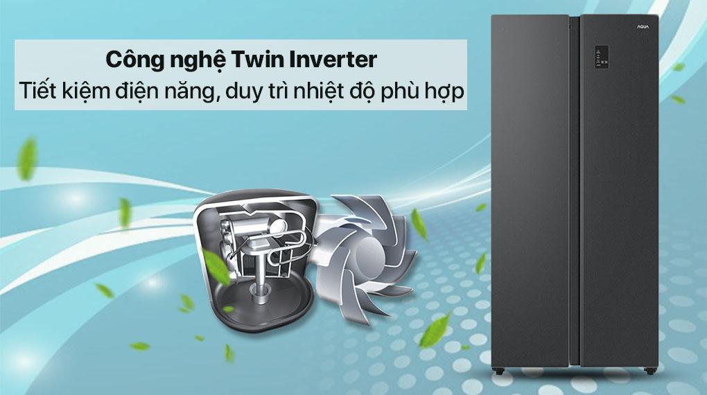 Công nghệ Twin Inverter