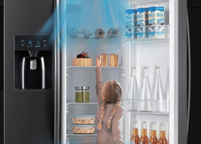 Tủ lạnh Toshiba Inverter 493 Lít GR-RS637WE-PMV(06) - Công nghệ làm lạnh đa chiều