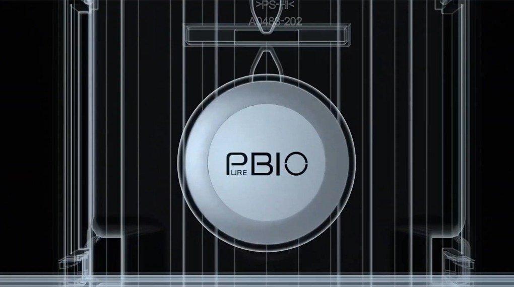 kháng khuẩn khử mùi với PureBio