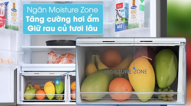 Ngăn Moisture Zone
