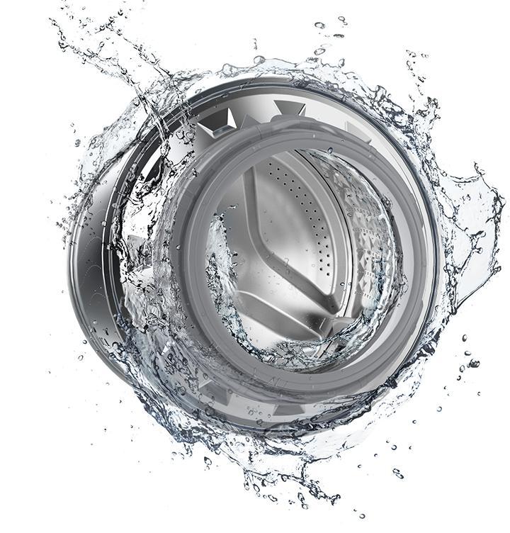 Máy giặt Samsung WW85T4040CE chế độ tự vệ sinh lồng giặt
