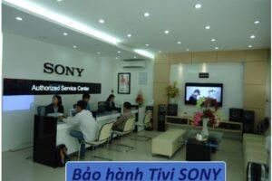 Bảo hành tivi Sony