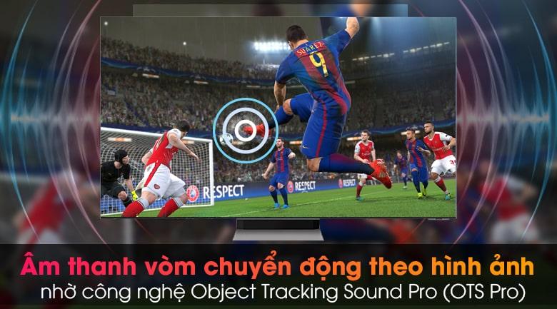 âm thanh vòm chuyển động theo hình ảnh nhờ công nghệ Object Tracking Sound Pro