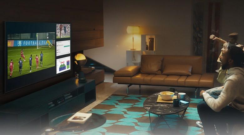 Tivi Samsung QA55QN700A multiview