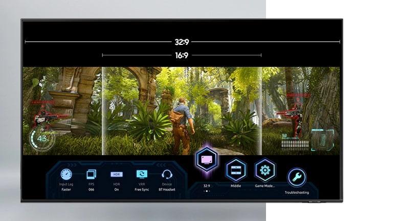 Tivi Samsung 65QN700A trải nghiệm game tuyệt vời
