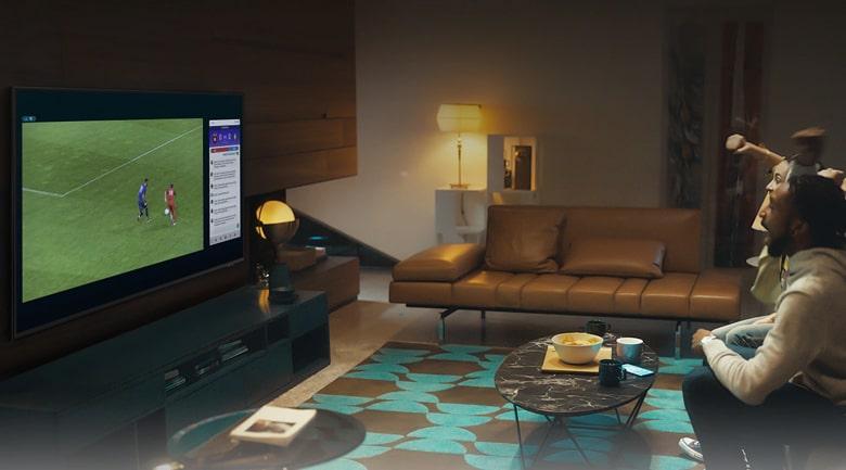 Tivi Samsung 98QN90A tính năng mutlti View chất lượng