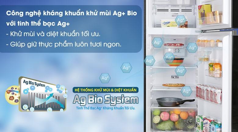 Ag  Bio-Tủ lạnh Toshiba Inverter 233 lít GR-A28VM