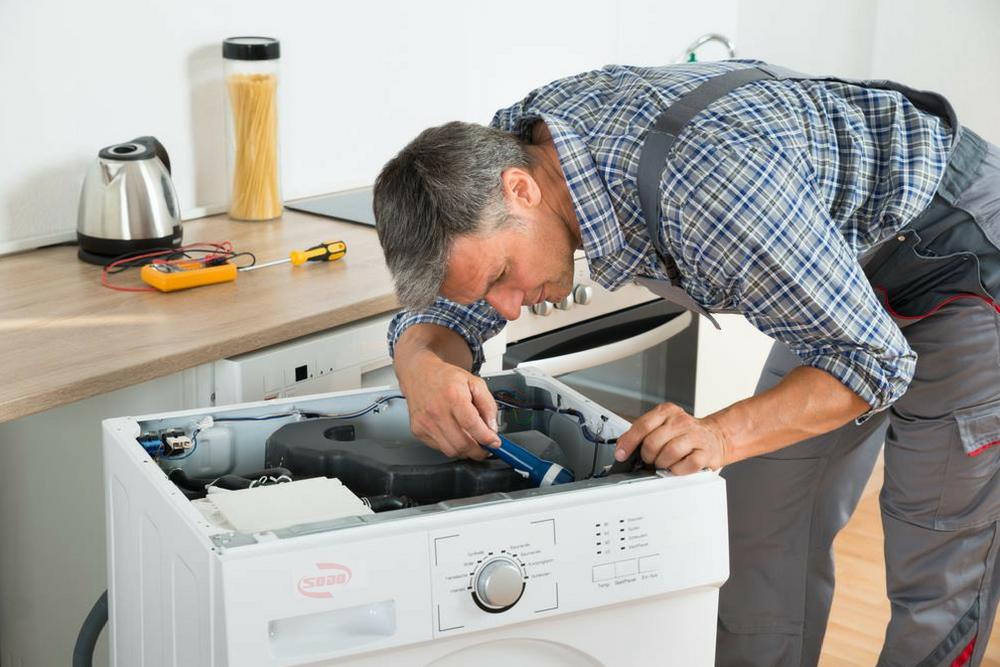 Khắc phục máy giặt bị nhảy thời gian