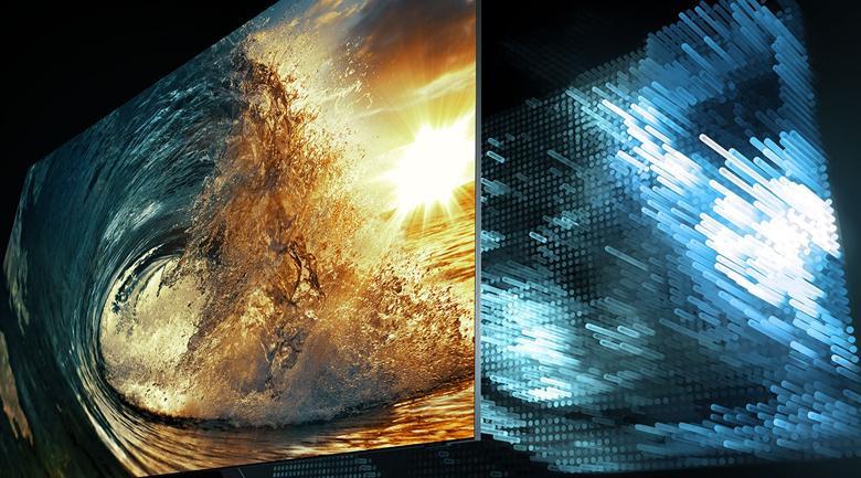 Smart Tivi Khung Tranh The Frame QLED Samsung 4K 75 inch QA75LS03A - Cảm nhận sự sinh động đến từng điểm ảnh