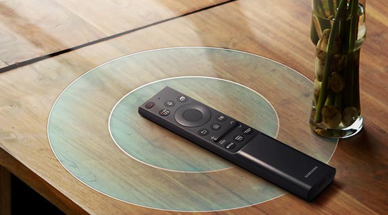 Smart Tivi Khung Tranh The Frame QLED Samsung 4K 75 inch QA75LS03A - Sử dụng giọng nói tiếng Việt để điều khiển và tìm kiếm tiện lợi với One Remote và trợ lý ảo Google Assistant