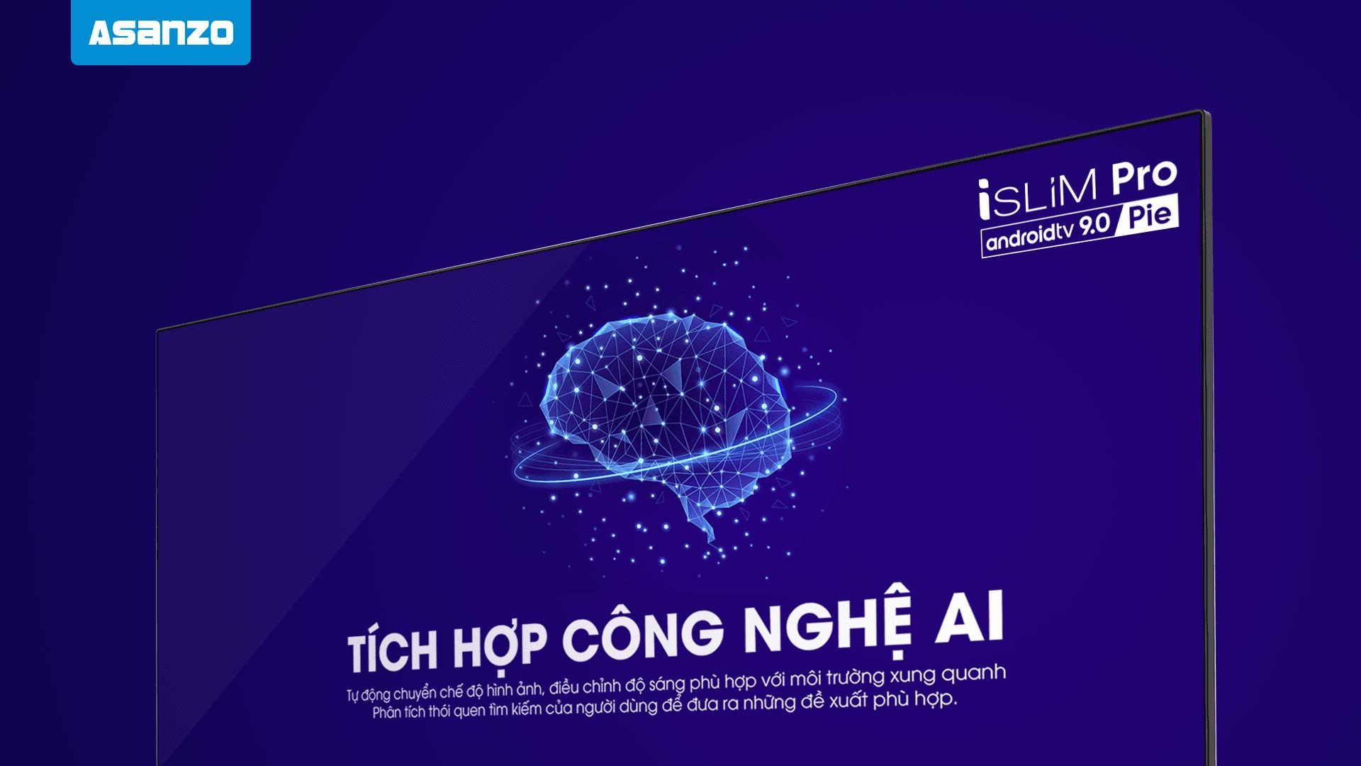 tích hợp công nghệ AI
