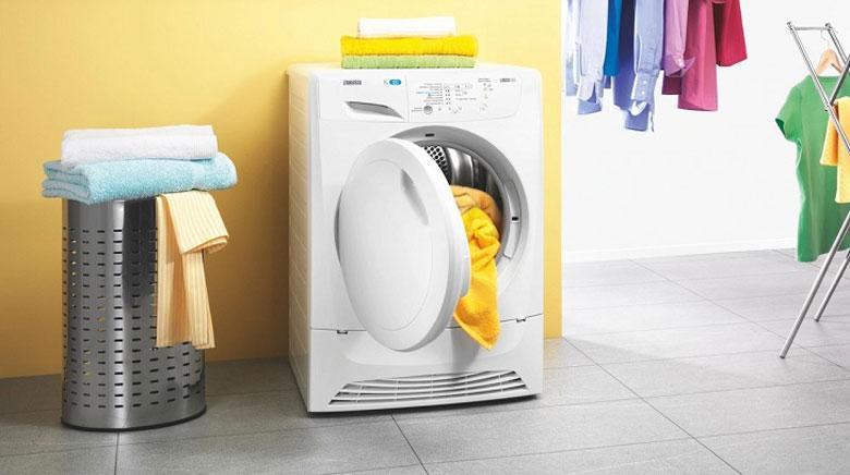 máy giặt LG không vắt được do vị trí không vững chắc