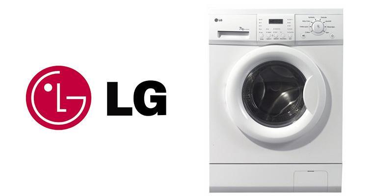 Máy giặt LG có thiết kế hiện đại theo phong cách Hàn Quốc