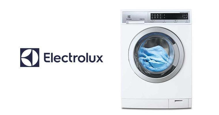 Electrolux nổi bật với thiết kế cao cấp mang phong cách Châu Âu hiện đại