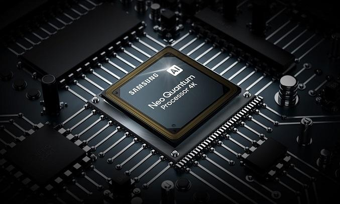 Smart Tivi Neo QLED Samsung 4K 65 inch QA65QN90AAKXXV - Bộ xử lý lượng tử Neo 4K