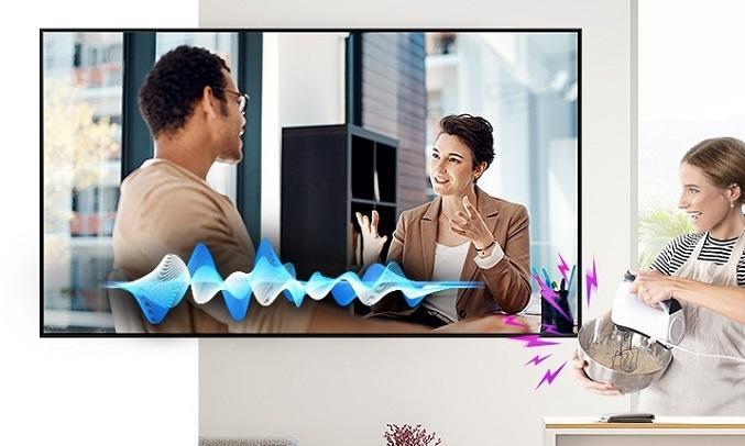 Smart Tivi Neo QLED Samsung 4K 65 inch QA65QN90AAKXXV- Công nghệ AVA