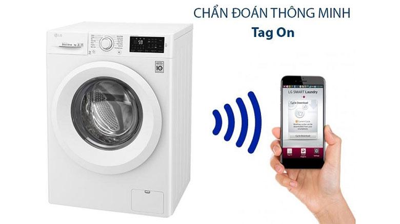 Máy giặt LG có tốt không: nhiều tính năng tiện ích