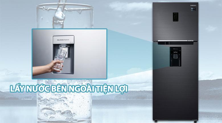 Tủ lạnh Samsung Inverter 380 lít RT38K5982BS/SV - Lấy nước ngoài