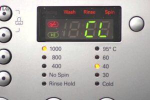 Máy giặt LG lỗi, cách khắc phục