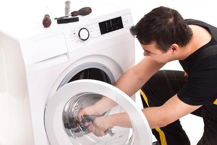 Máy giặt LG lỗi phần cứng
