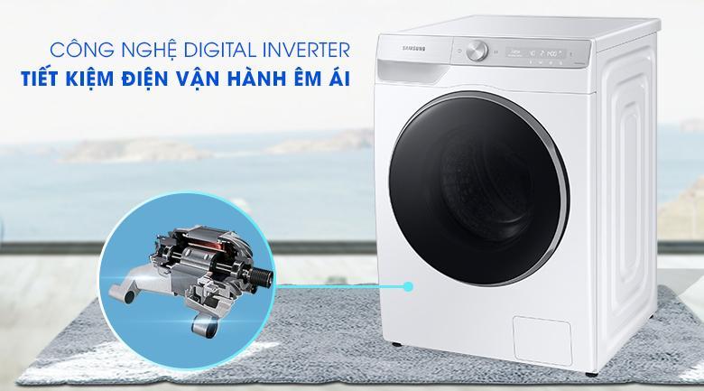 Máy giặt Samsung WW10TP44DSH/SV - Động cơ Digital Inverter